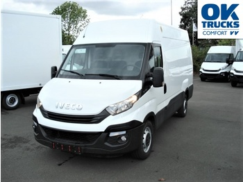 Цельнометаллический фургон IVECO Daily 35S16V, Würth-Regalsystem links