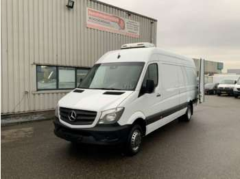 Фургон-рефрижератор Mercedes-Benz Sprinter 519 3.0 BlueTEC 432L HD Maxi Koel & Vries 2 Delen