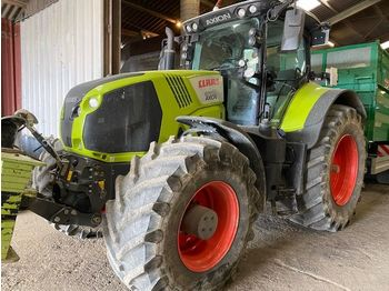 Claas Axion 870 C-Matic  - колёсный трактор