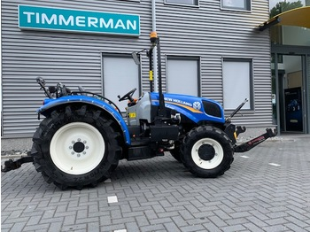 Колёсный трактор New Holland T3.55F
