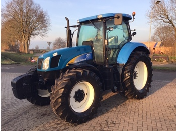 Колёсный трактор New Holland T6050 Range Command