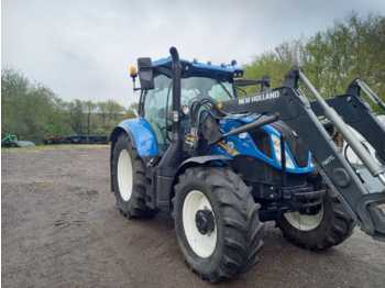 Колёсный трактор New Holland T6.145 EC