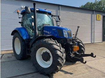 Колёсный трактор New Holland T6.160 AC