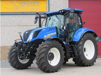 Колёсный трактор New Holland T6.180AC: фото 1