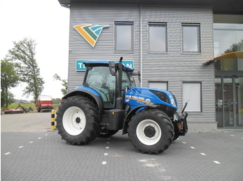 Колёсный трактор New Holland T7.165S