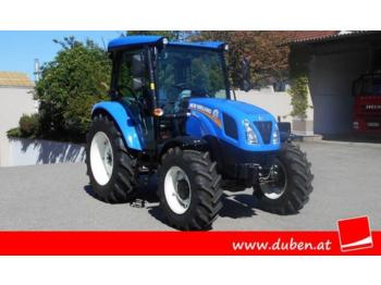 Колёсный трактор New Holland t4.75s