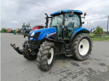Колёсный трактор New Holland t6.140ac