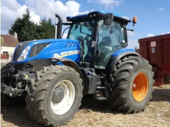 Колёсный трактор New Holland t6.180 ec