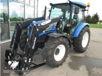 Колёсный трактор New Holland t 4.55 s