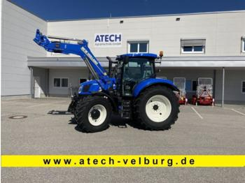 Колёсный трактор New Holland t 6.160 ac