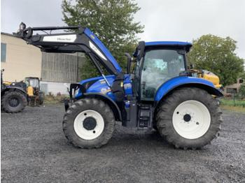 Колёсный трактор New Holland t 6.175 ac