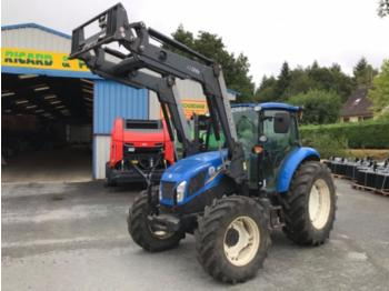 Колёсный трактор New Holland tracteur agricole t4.95 new holland