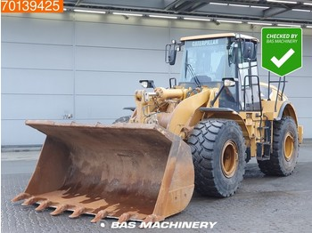 Колёсный погрузчик Caterpillar 950H DEALER MACHINE - GOOD TYRES