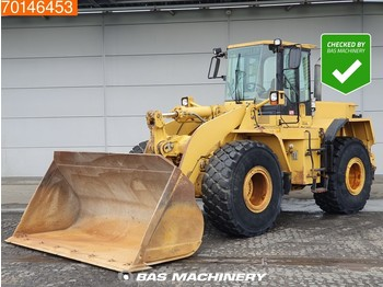 Колёсный погрузчик Caterpillar 960 F GOOD WORKING CONDITION - 80% TYRES