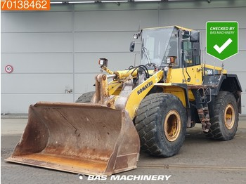 Колёсный погрузчик Komatsu WA380-6 Good tyres - from first owner