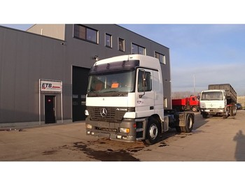 Mercedes-Benz Actros 1840 (BIG AXLE / VERY GOOD CONDITION / EPS-GEARBOX WITH CLUTCH) - тягач